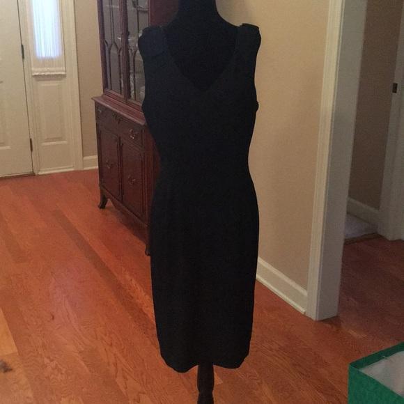 53% off Jessica Howard Dresses Classic Black Cocktail Dress | Poshmark